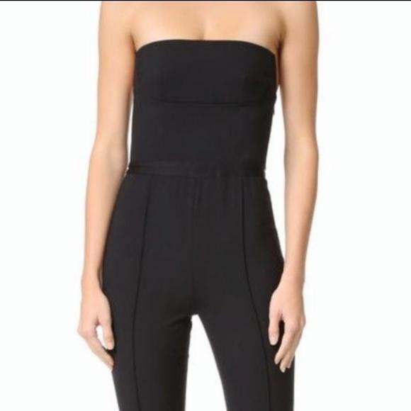 Diane Von Furstenberg Dresses & Skirts - Diane Von Furstenberg Strapless Jumpsuit